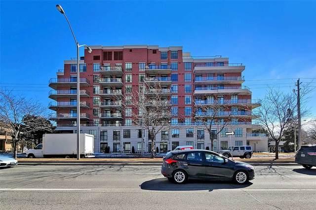 3655 Kingston Rd #114, Toronto, ON M1M 1S2 (MLS #E5130369) :: Forest Hill Real Estate Inc Brokerage Barrie Innisfil Orillia