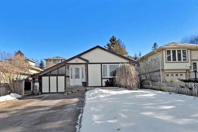 637 Annandale St, Oshawa, ON L1H 7S6 (MLS #E5130538) :: Forest Hill Real Estate Inc Brokerage Barrie Innisfil Orillia