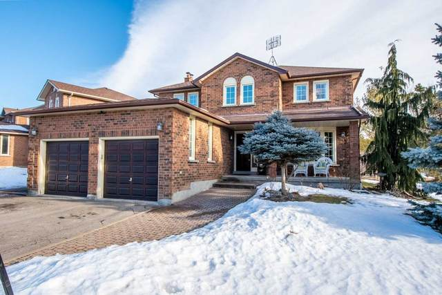 61 William Stephenson Dr, Whitby, ON L1N 8R9 (MLS #E5131940) :: Forest Hill Real Estate Inc Brokerage Barrie Innisfil Orillia