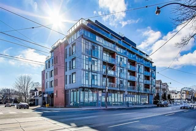 60 Haslett Ave #204, Toronto, ON M4L 3R2 (MLS #E5132050) :: Forest Hill Real Estate Inc Brokerage Barrie Innisfil Orillia