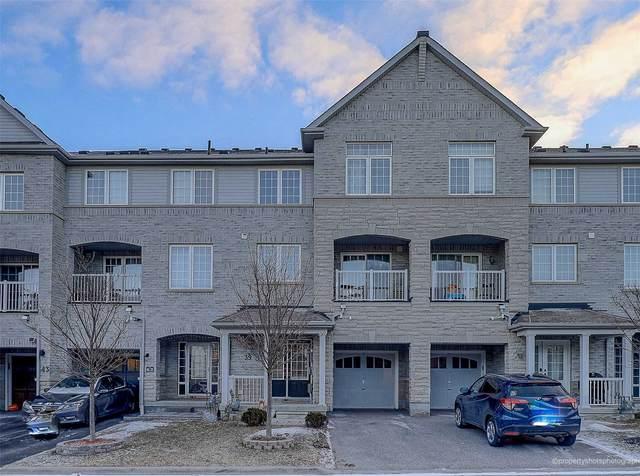 39 Chaston Rd, Ajax, ON L1Z 0M5 (MLS #E5133544) :: Forest Hill Real Estate Inc Brokerage Barrie Innisfil Orillia