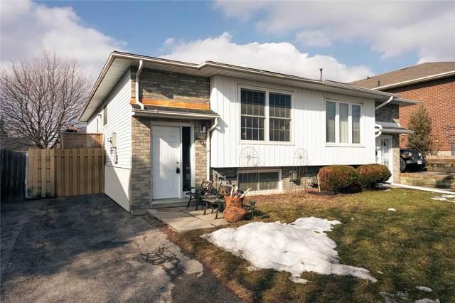 1304 Sunningdale Ave, Oshawa, ON L1H 8G7 (MLS #E5135665) :: Forest Hill Real Estate Inc Brokerage Barrie Innisfil Orillia