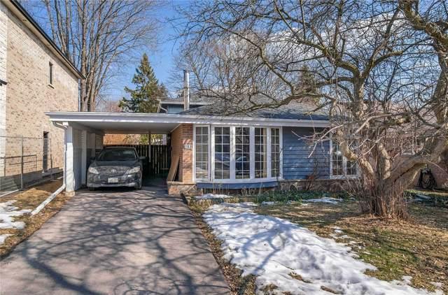 167 Orton Park Rd, Toronto, ON M1G 3H2 (MLS #E5136882) :: Forest Hill Real Estate Inc Brokerage Barrie Innisfil Orillia