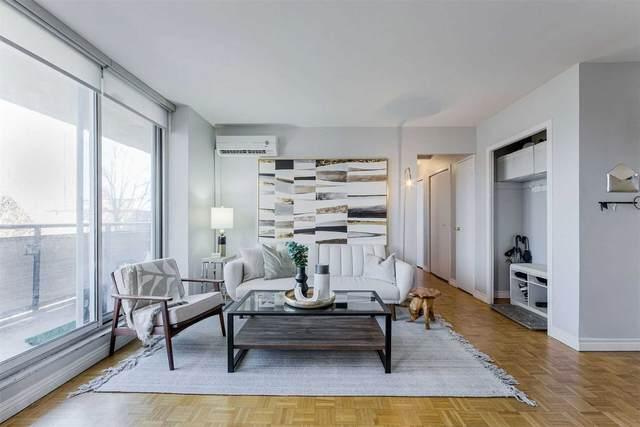 1145 Logan Ave #403, Toronto, ON M4K 3G9 (MLS #E5137654) :: Forest Hill Real Estate Inc Brokerage Barrie Innisfil Orillia