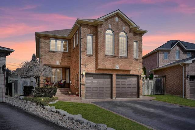 15 Pineway Crt, Whitby, ON L1R 2S3 (#E5245448) :: The Ramos Team