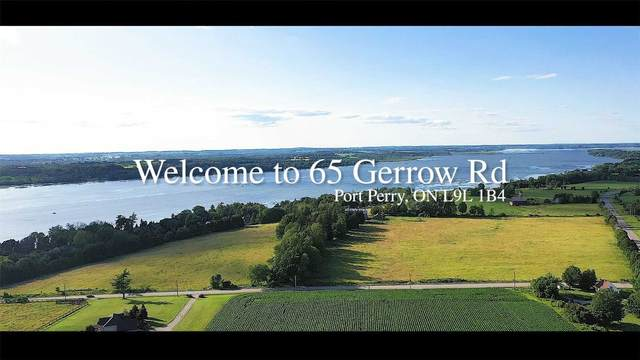65 Gerrow Rd, Scugog, ON L9L 1B4 (#E5301594) :: The Ramos Team