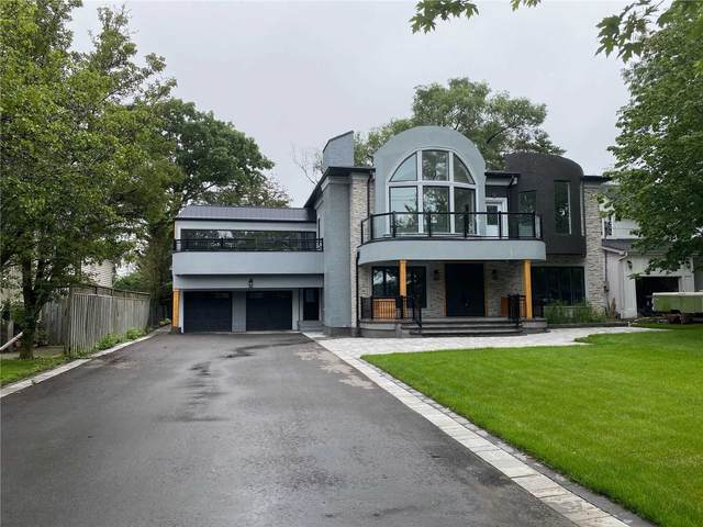219 Rouge Hills Dr, Toronto, ON M1C 2Y9 (#E5302109) :: The Ramos Team