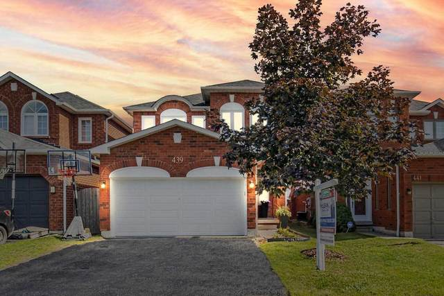 439 Summerpark Cres, Pickering, ON L1V 7A9 (#E5316080) :: The Ramos Team