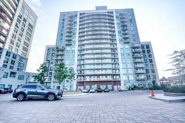 2150 Lawrence Ave #301, Toronto, ON M1R 3A7 (#E5318022) :: The Ramos Team
