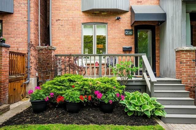 214 Fulton Ave, Toronto, ON M4K 1Y5 (#E5364270) :: Royal Lepage Connect