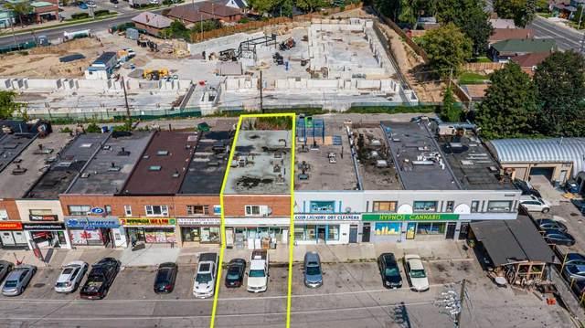 3470 Danforth Ave, Toronto, ON M1L 1E1 (#E5378264) :: Royal Lepage Connect