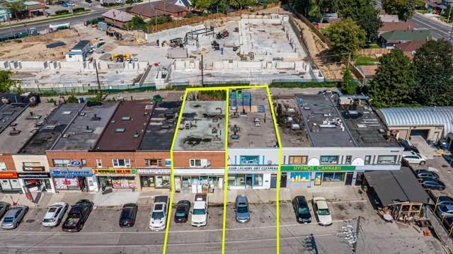 3470-72 Danforth Ave, Toronto, ON M1L 1E1 (#E5378268) :: Royal Lepage Connect