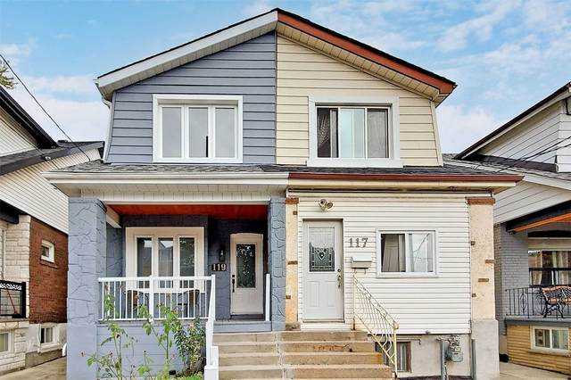 119 Donlands Ave, Toronto, ON M4J 3P3 (#E5394574) :: Royal Lepage Connect