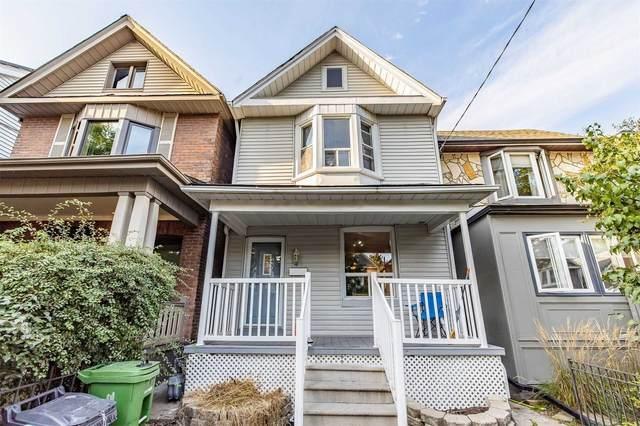 118 Boultbee Ave, Toronto, ON M4J 1B4 (#E5398345) :: Royal Lepage Connect