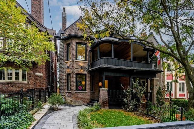 41 Hogarth Ave, Toronto, ON M4K 1J8 (#E5402119) :: Royal Lepage Connect