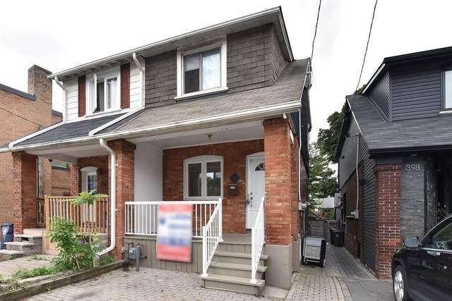 396 Victoria Park Ave, Toronto, ON M4E 3T2 (#E5403792) :: Royal Lepage Connect