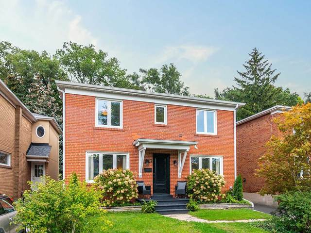 57 Woodland Park Rd, Toronto, ON M1N 2X5 (#E5406664) :: Royal Lepage Connect