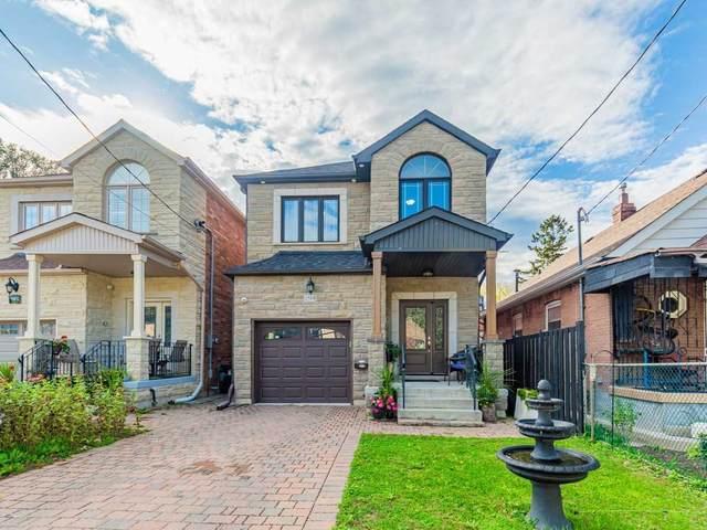 158 B Leyton Ave, Toronto, ON M1L 3V2 (#E5409926) :: Royal Lepage Connect