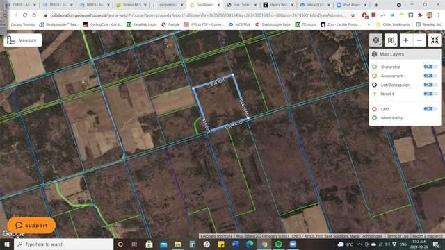 0 Conc Rd 10 Pt, Clarington, ON L1C 1Y1 (#E5412059) :: Royal Lepage Connect