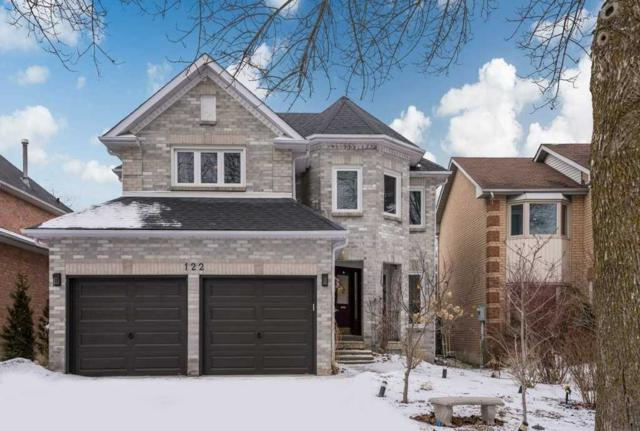 122 Chiswick Cres, Aurora, ON L4G 6P1 (#N4386500) :: Jacky Man | Remax Ultimate Realty Inc.