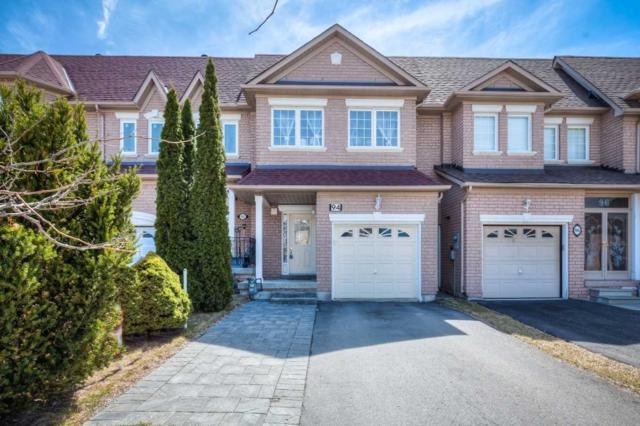 94 Ruby Cres, Richmond Hill, ON L4S 2H2 (#N4420256) :: Jacky Man   Remax Ultimate Realty Inc.