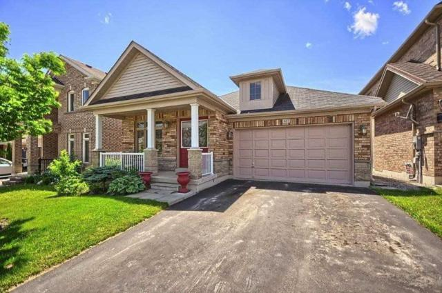 427 Gilpin Dr, Newmarket, ON L3X 3K4 (#N4487889) :: Jacky Man | Remax Ultimate Realty Inc.