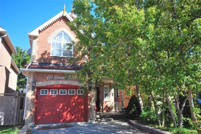 42 Carousel Cres, Richmond Hill, ON L4E 3X6 (#N4579384) :: Jacky Man | Remax Ultimate Realty Inc.