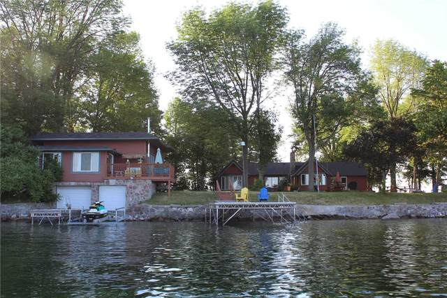 Lot 16 Snake Island, Georgina Islands, ON L4P 3E1 (#N4824747) :: The Ramos Team