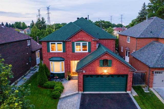 49 Stacey Cres, Markham, ON L3T 6Z7 (#N4876655) :: The Ramos Team