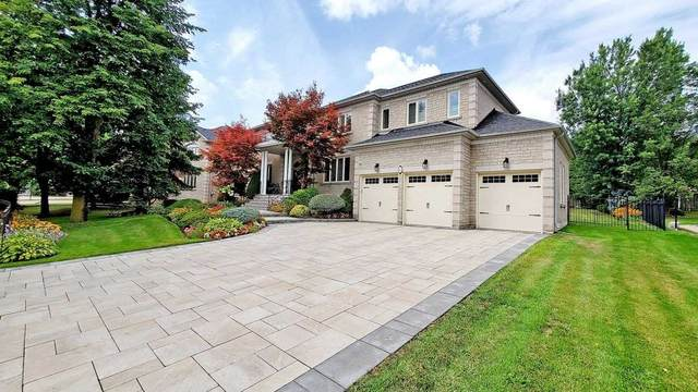6 Cortleigh Crt, Richmond Hill, ON L4B 3G9 (#N4887020) :: The Ramos Team