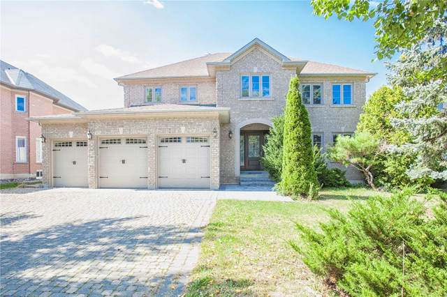 50 Lytton Blvd, Richmond Hill, ON L4B 3H3 (#N4907377) :: The Ramos Team