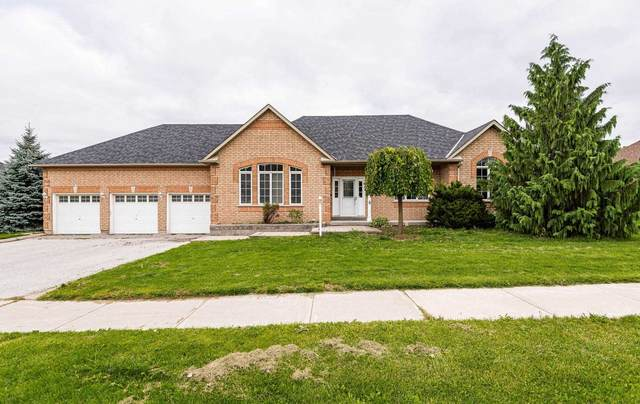 58 Colonel Wayling Blvd, East Gwillimbury, ON L0G 1V0 (#N4908542) :: The Ramos Team