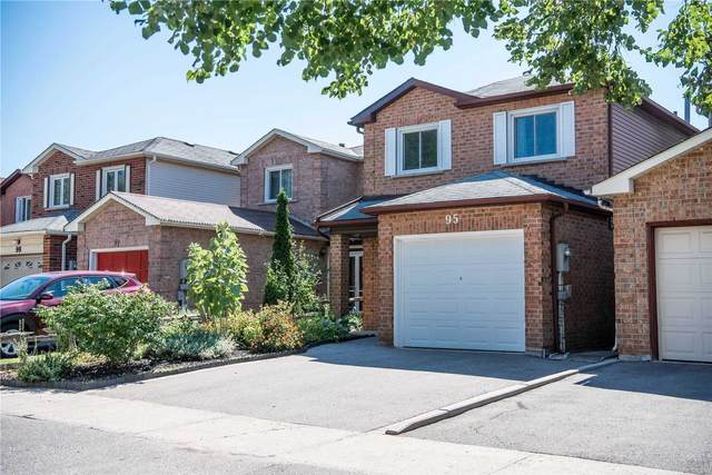 95 Swinton Cres, Vaughan, ON L4J 2W9 (#N4910050) :: The Ramos Team
