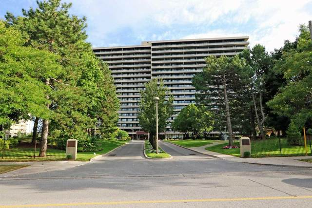 8111 Yonge St #412, Markham, ON L3T 4V9 (#N4914733) :: The Ramos Team