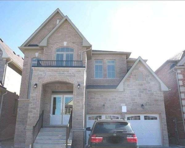 3 Manor Hampton St, East Gwillimbury, ON L9N 0R1 (#N4915850) :: The Ramos Team