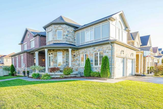 389 Wilfred Murison Ave, Markham, ON L6C 0B2 (#N4917179) :: The Ramos Team