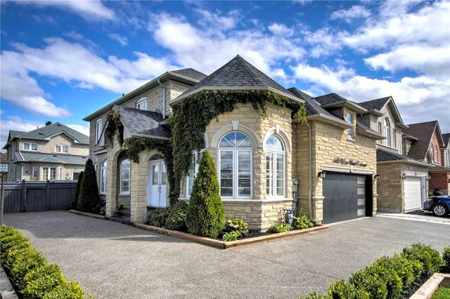 583 Vellore Woods Blvd, Vaughan, ON L4H 2V8 (#N4918043) :: The Ramos Team