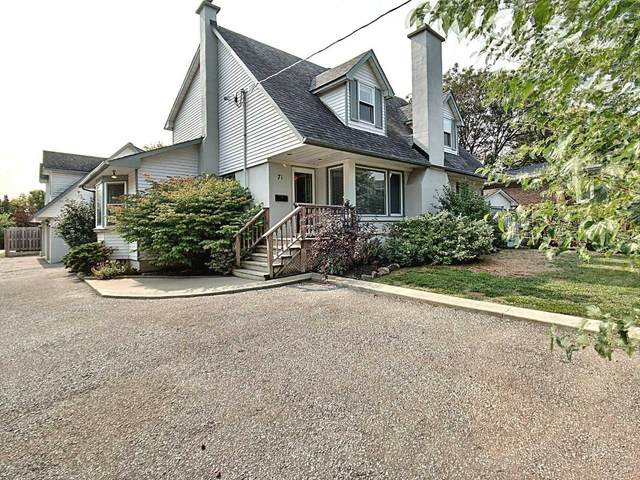 71 Abell Ave, Vaughan, ON L4L 1B9 (#N4918526) :: The Ramos Team