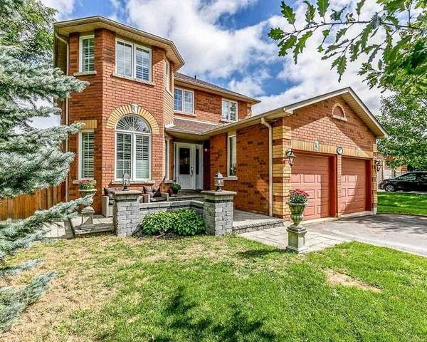807 College Manor Dr, Newmarket, ON L3Y 8R4 (#N4918769) :: The Ramos Team