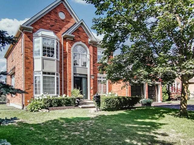 698 Kingsmere Ave, Newmarket, ON L3X 1L5 (#N4919531) :: The Ramos Team