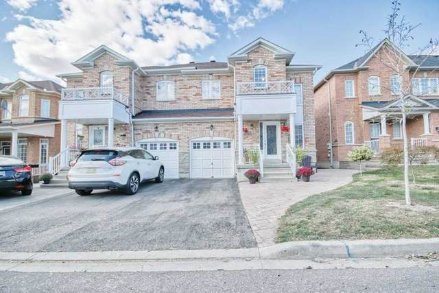 78 Miramar Dr, Markham, ON L6E 1Z9 (#N4919909) :: The Ramos Team