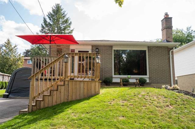 762 Greenfield Cres, Newmarket, ON L3Y 3B3 (#N4920399) :: The Ramos Team