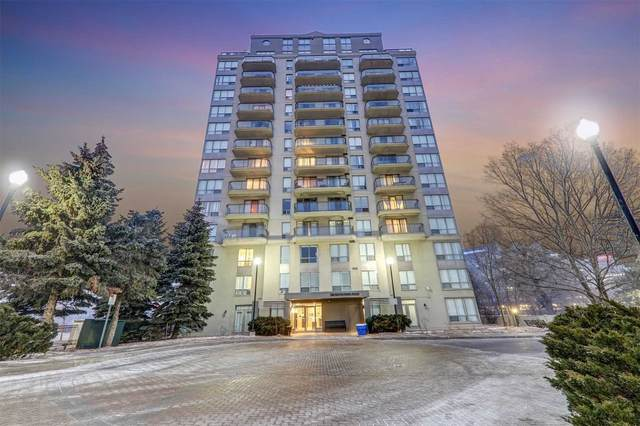399 South Park Rd #809, Markham, ON L3T 7W6 (MLS #N5116789) :: Forest Hill Real Estate Inc Brokerage Barrie Innisfil Orillia