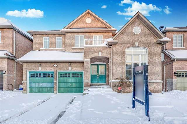 321 Williamson Rd, Markham, ON L6E 2A7 (#N5117323) :: The Johnson Team