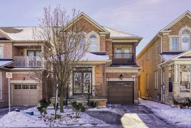 24 Darren Hill Tr, Markham, ON L6E 0H1 (#N5119212) :: The Johnson Team