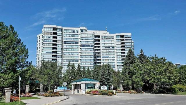 120 Promenade Circ #1509, Vaughan, ON L4J 7W9 (MLS #N5119403) :: Forest Hill Real Estate Inc Brokerage Barrie Innisfil Orillia