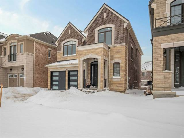 43 John Henry St, Vaughan, ON L4H 4W2 (MLS #N5119893) :: Forest Hill Real Estate Inc Brokerage Barrie Innisfil Orillia