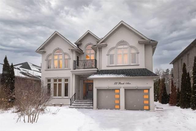 53 Birch Ave, Richmond Hill, ON L4C 6C4 (MLS #N5121338) :: Forest Hill Real Estate Inc Brokerage Barrie Innisfil Orillia