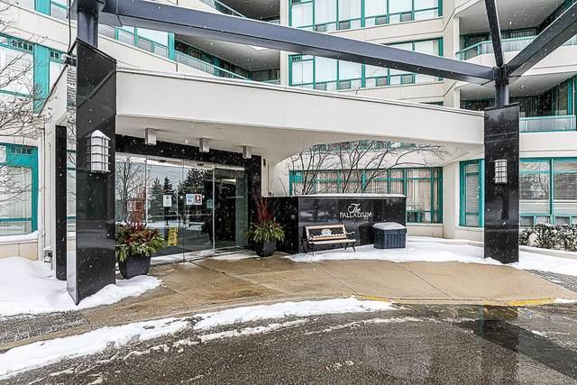7250 Yonge St #1001, Vaughan, ON L4J 7X1 (MLS #N5122236) :: Forest Hill Real Estate Inc Brokerage Barrie Innisfil Orillia