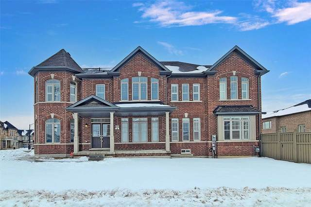 572 Mactier Dr, Vaughan, ON L4H 4L3 (MLS #N5123007) :: Forest Hill Real Estate Inc Brokerage Barrie Innisfil Orillia